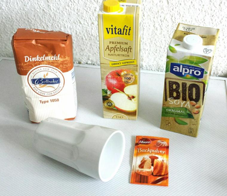 Veganer Pfannkuchen einfach
