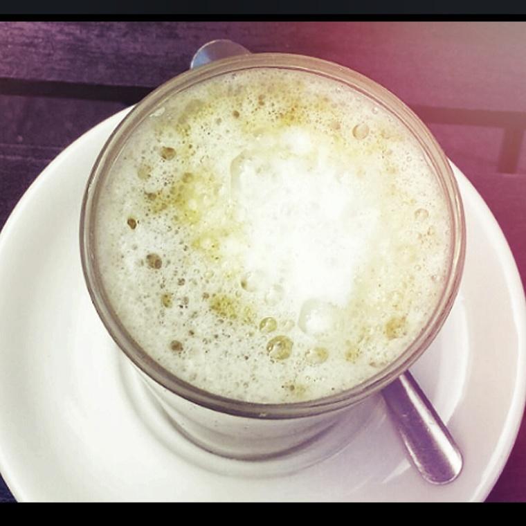 Matcha Tee Latte - Rezept