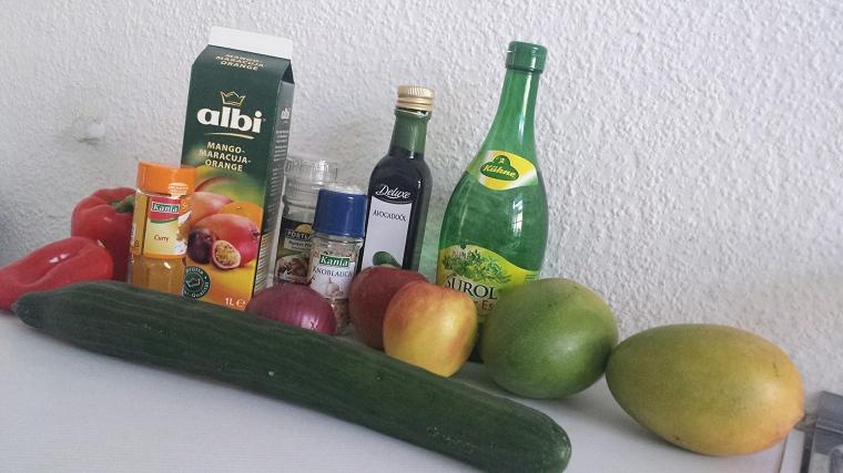 Mangosalat - Modegeschmack