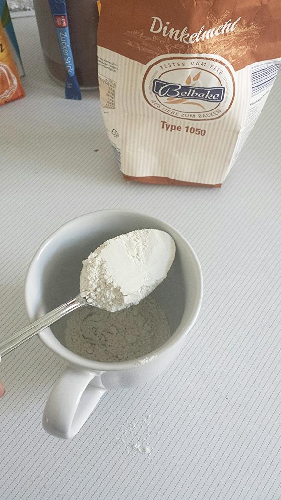 Veganer Tassenkuchen - einfach, schnell ,1