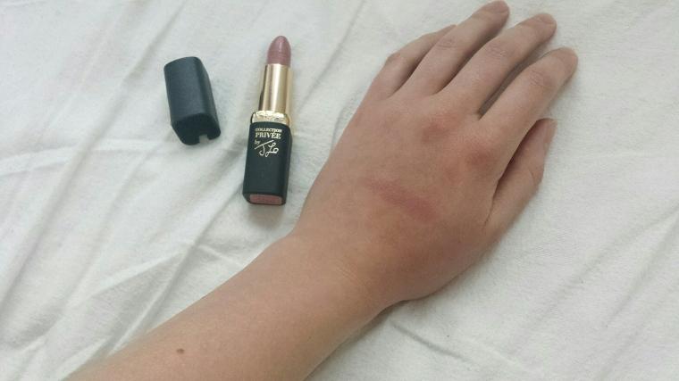 Alltagslippenstifte - liebsten Produkte rosenholzfarben5