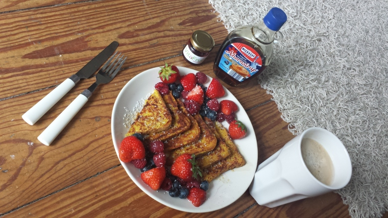 French Toast:Arme Ritter vegan3