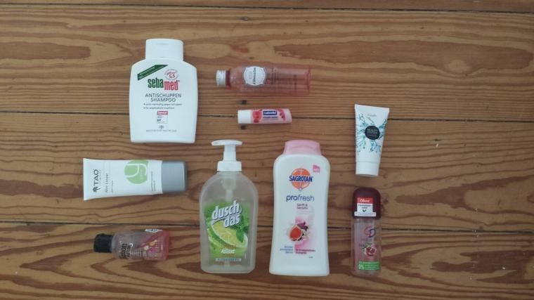 Aufgebrauchte Produkte - Review