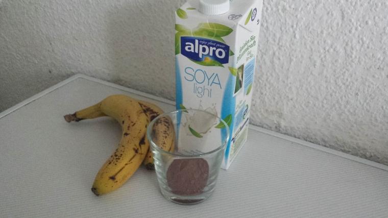 Eis ohne Eismaschine - vegan - Zutaten