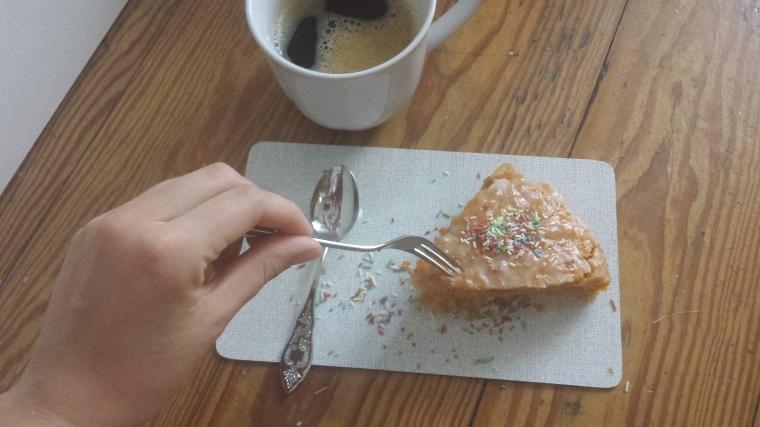 Möhrenkuchen vegan