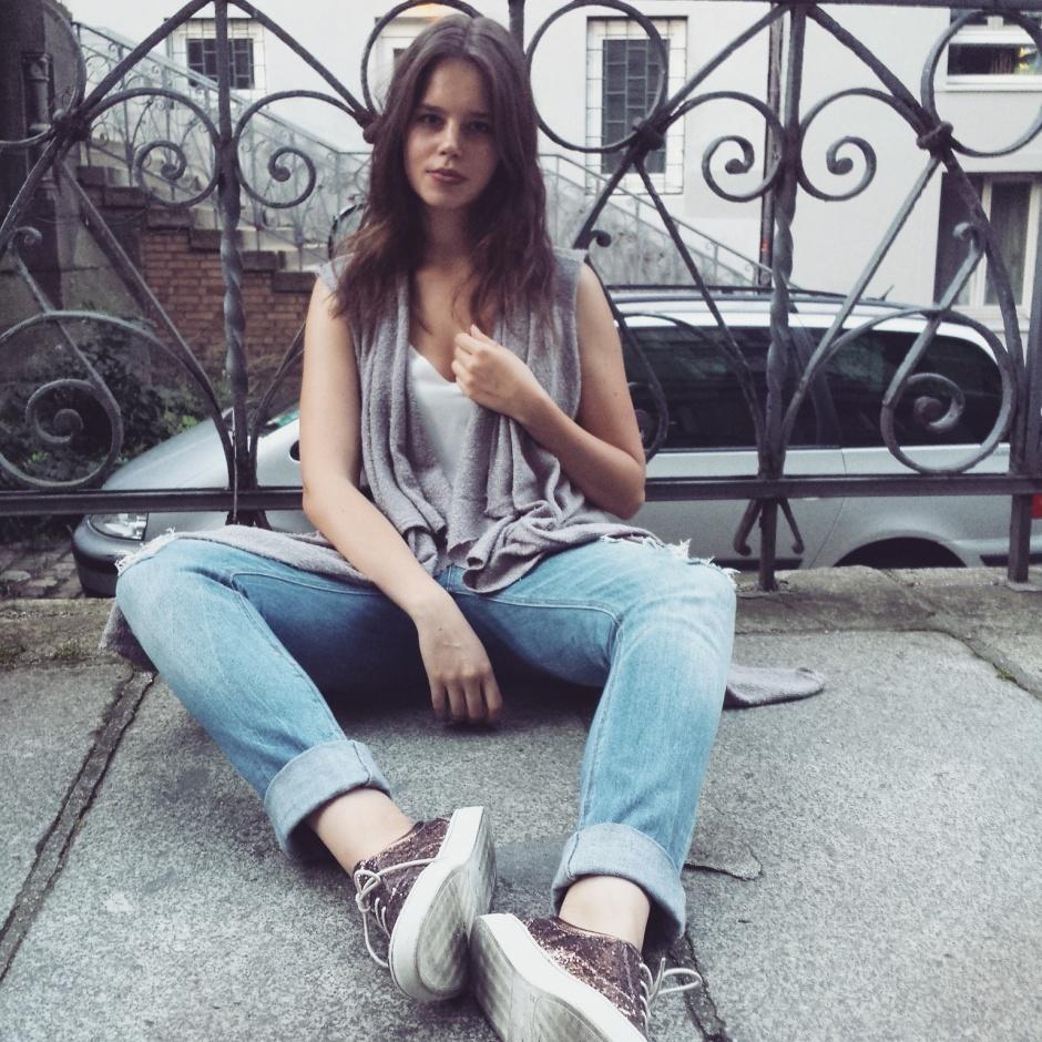 Destroyed Jeans - Modegeschmack