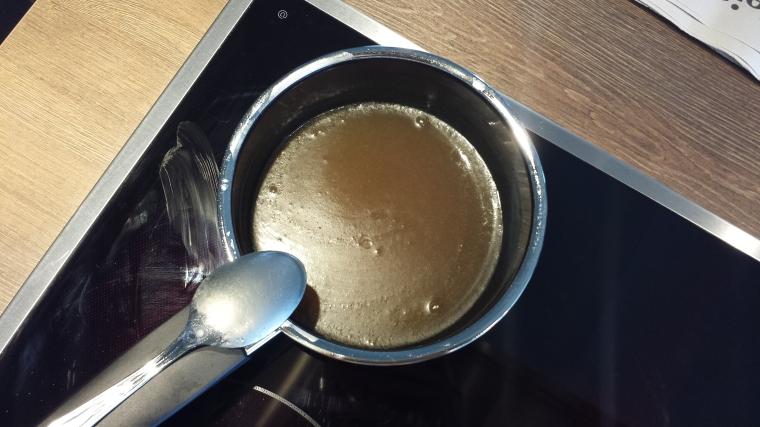 Veganes Kokoseis - Kokossirup