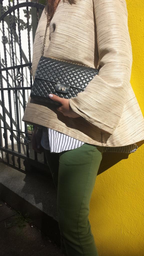 Chanel ähnliche Tasche