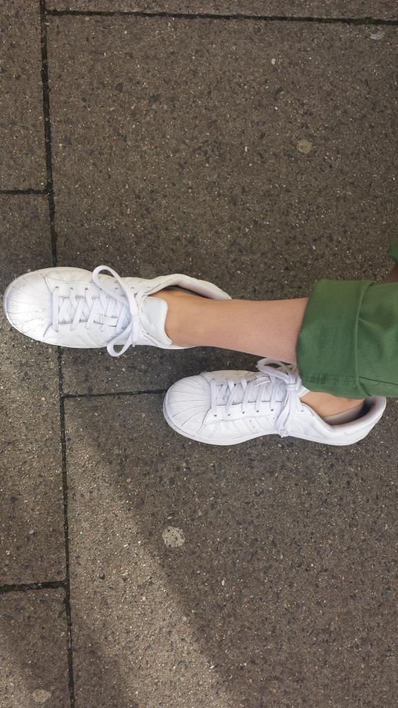 Adidas Superstars Weiß