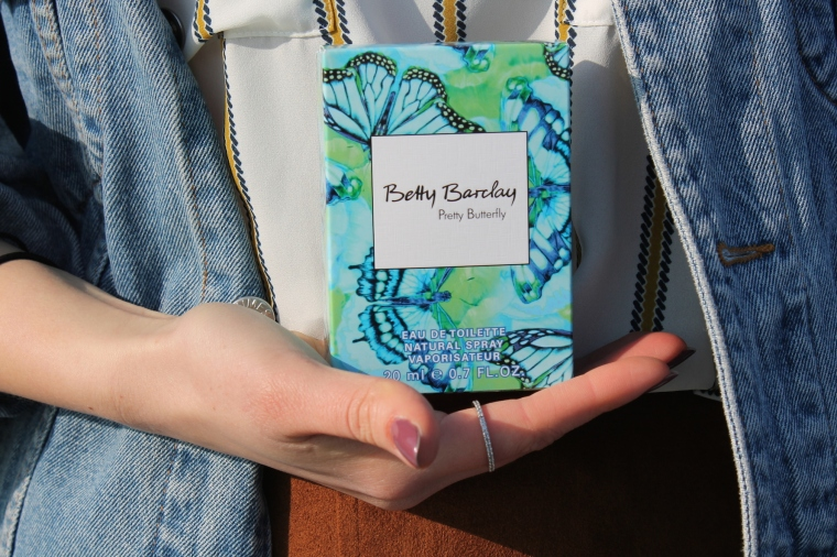 Betty Barclay - Pretty Butterfly Parfum1