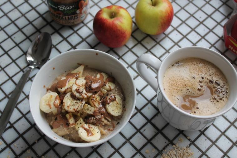 Veganes Protein Porridge2