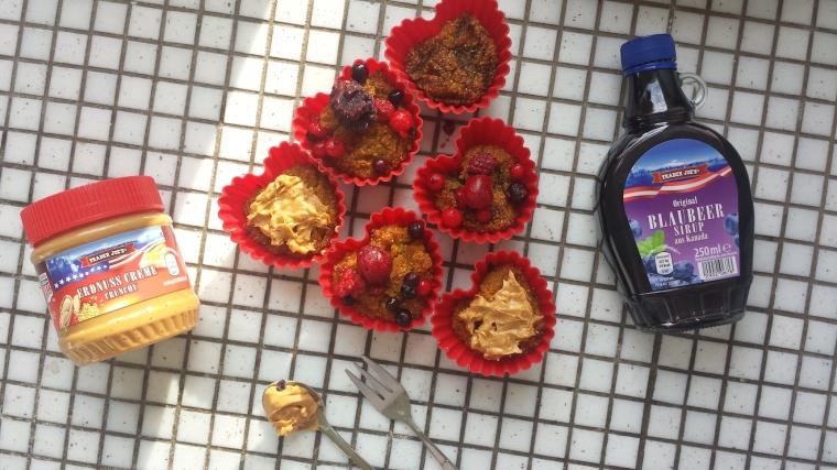 Maismuffins vegan -modegeschmack3
