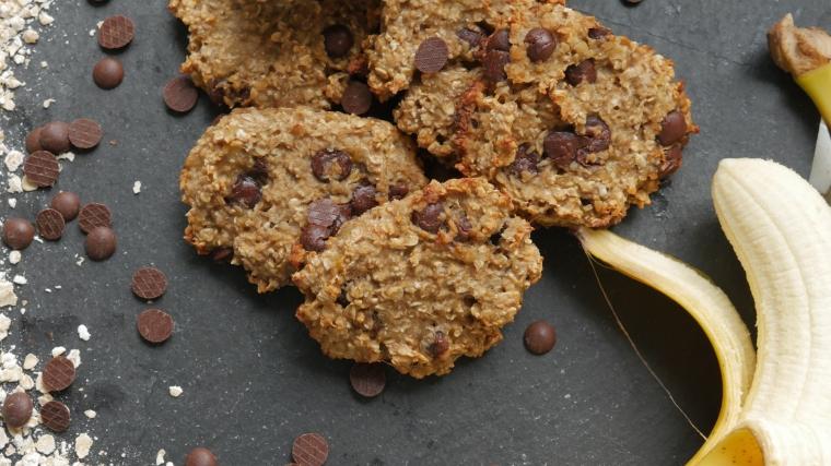 Vegane Kekse mit nur drei Zutaten - modegeschmack4