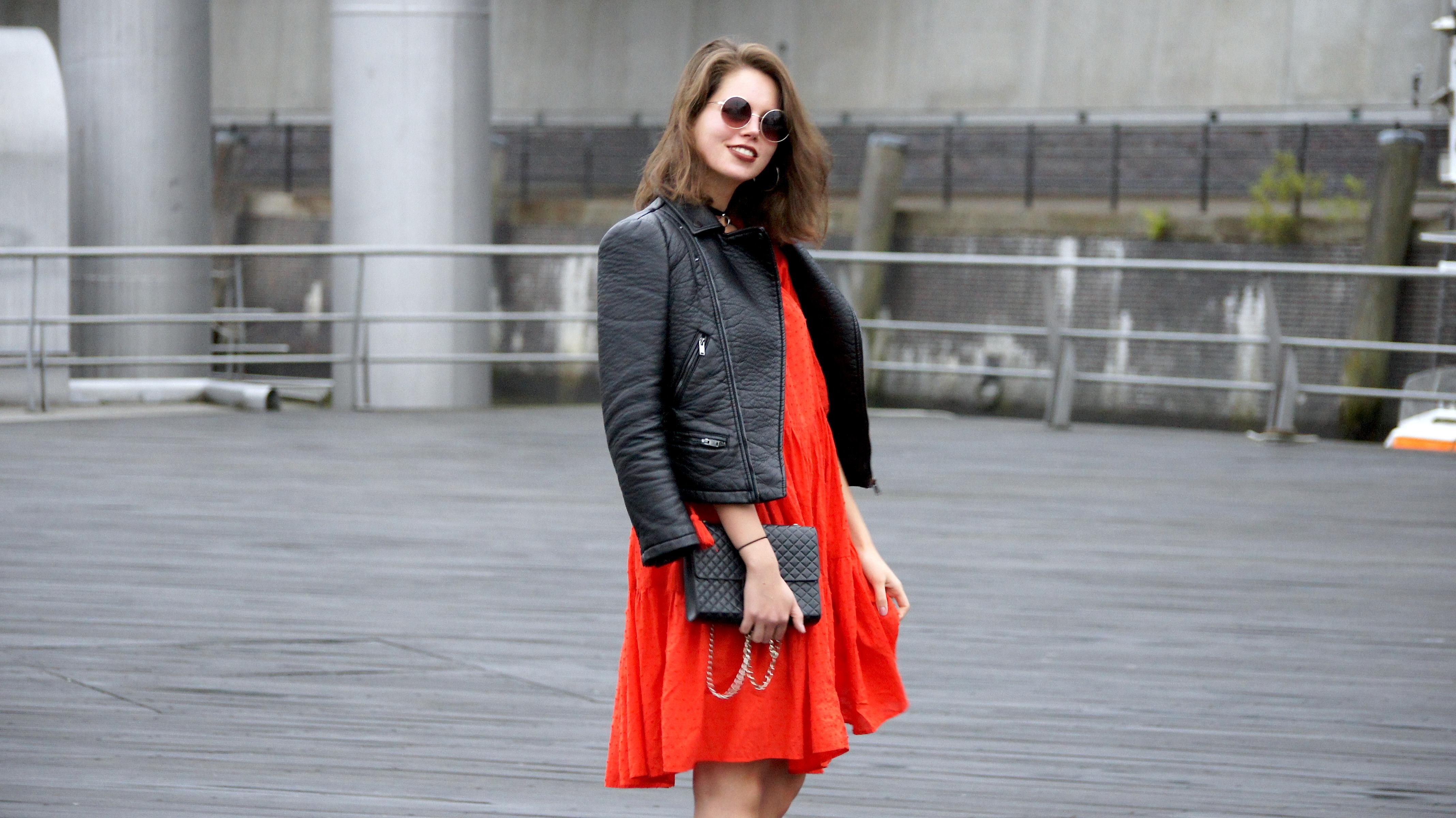 2a48230112beeb Rotes cocktailkleid kombinieren – Stylische Kleider für jeden tag
